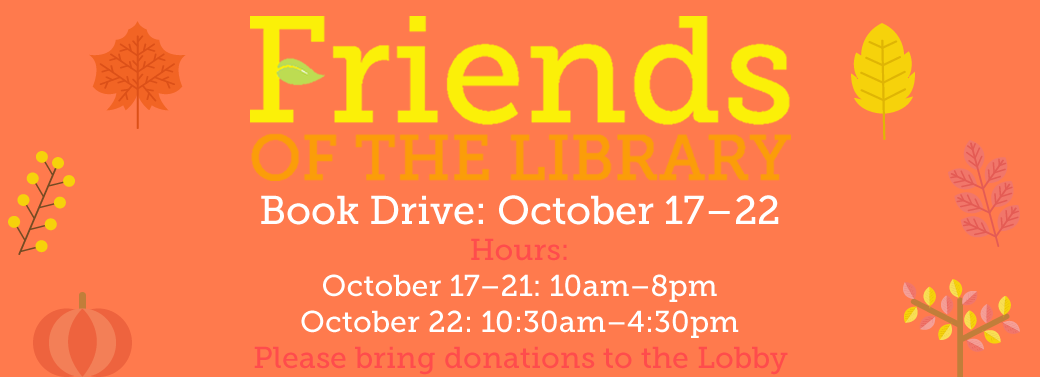 friends-oct-book-drive