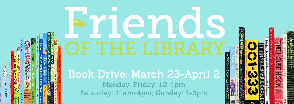 friends-book-drive